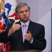 Ministro Felipe Larraín