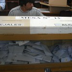 Democracia: Todo a votación