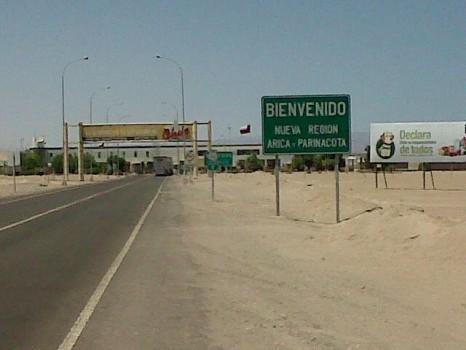 Paso fronterizo Chacalluta
