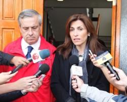 Pilar Cuevas Intendenta de Aysén