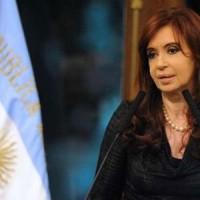 Presidenta de Argentina Cristina Fernández