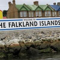 Reino Unido defiende islas Falkland