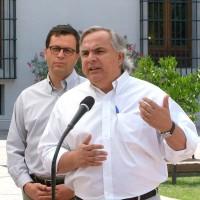 Gobierno valora reunión con dirigentes de Aysén