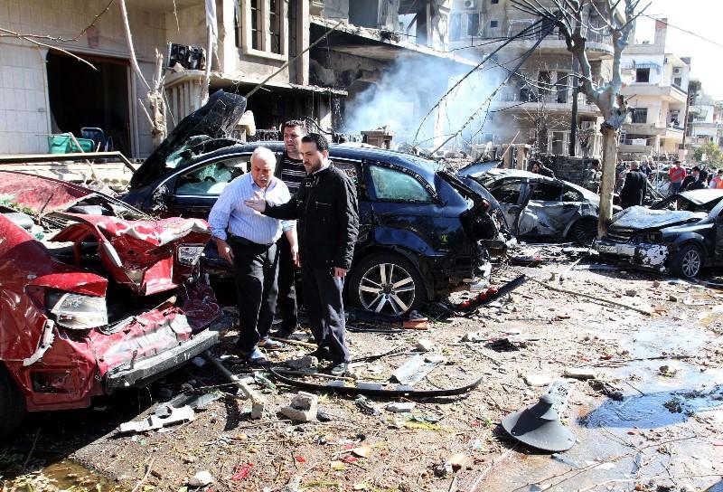 Nuevo atentado en Siria