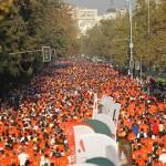 Precauciones para el Maratón de Santiago