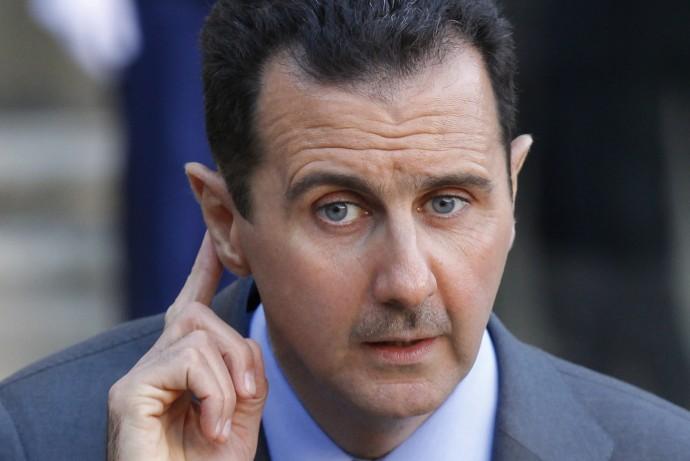 Resultado de imagen para Bashar Al Assad