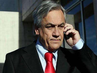 Presidente Sebastian Piñera