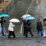 Descartan continuación de lluvias hoy en Santiago