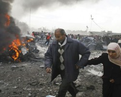 Nuevos ataques en Siria