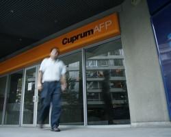 Fachada AFP Cuprum