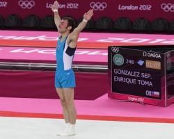 Tomás González final salto