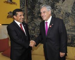Humala y Piñera