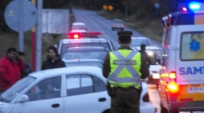 21 muertos por accidentes de tránsito