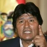 Evo Morales planteó al Papa Francisco su intención de lograr una salida al mar