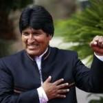 El avión de Evo Morales despega del aeropuerto de Viena