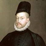 Felipe II y sus cuatro mujeres