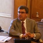 """Miguel Flores: """"Ayer votaron para bajar el paro, y las bases rechazaron la propuesta. No hay interlocutores"""""""