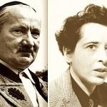 Heidegger y Hannah Arendt