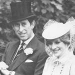 Carlos de Inglaterra y Lady Di