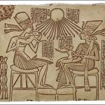 Amores Notables: Akhenatón y Nefertiti