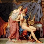 Helena de Troya y Paris