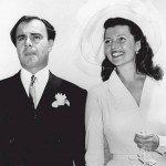 Rita Hayworth y Ali Khan