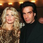 Amores Notables: Claudia Schiffer y David Copperfield