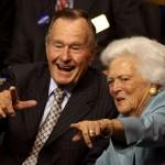 George y Barbara Bush