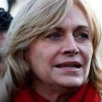 La candidata de la Alianza Evelyn Matthei anuncia su programa de gobierno