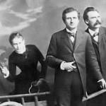 Amores Notables: Nietzsche, Lou y Reé