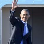 Obama llega a San Petersburgo para Cumbre del G20
