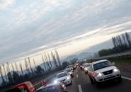 Salida autos de Santiago