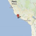 Fuerte sismo remece costa sur del Perú y se siente en el norte de Chile
