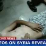VIDEO: Difunden crudas imágenes de ataques químicos en Siria