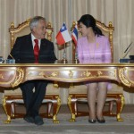 Presidente Sebastián Piñera firma Acuerdo de Libre Comercio con Tailandia