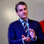 """Andrés Velasco sobre posibilidad de primarias con ME-O: """"Con Marco Enríquez-Ominami tenemos posturas totalmente distintas""""."""