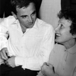 Amores Notables: Charles Aznavour y Edith Piaf