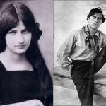 Amedeo Modigliani y Jeanne Hébuterne