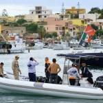 Nuevo naufragio de 200 inmigrantes frente a la isla italiana de Lampedusa