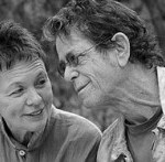 Lou Reed y Laurie Anderson