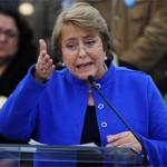 "Michelle Bachelet califica presupuesto 2014 de ""precario"""
