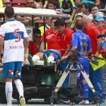 """Rodrigo Astorga: """"La decisión de Osses fue la correcta, pero quizás le faltó frenar un poco más a la U. de Chile"""""""