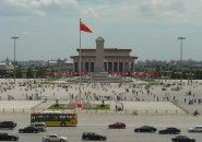 Plaza de Tiananmen, China