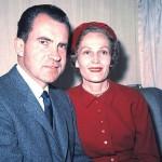 Richard Nixon y Patty