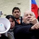 Empleados fiscales en paro exigen al Gobierno negociar reajustes antes de elecciones
