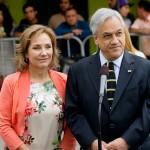 Cecilia Morel critica decisión del gobierno sobre programa Elige Vivir Sano