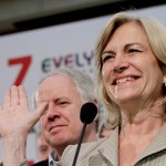 Evelyn Matthei: candidata presidencial de la Alianza