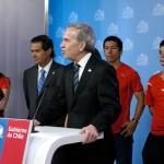 """Gabriel Ruiz-Tagle: """"Vamos a conformar el consejo consultivo de deportistas que va a acompañar la labor del Ministerio"""""""