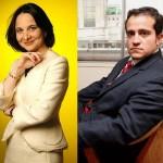 Karen Poniachik y Matías Mori: DL 600