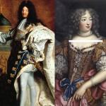 Luis XIV y Madame de Montespan